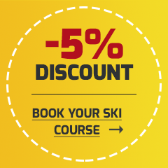 Online ski course booking