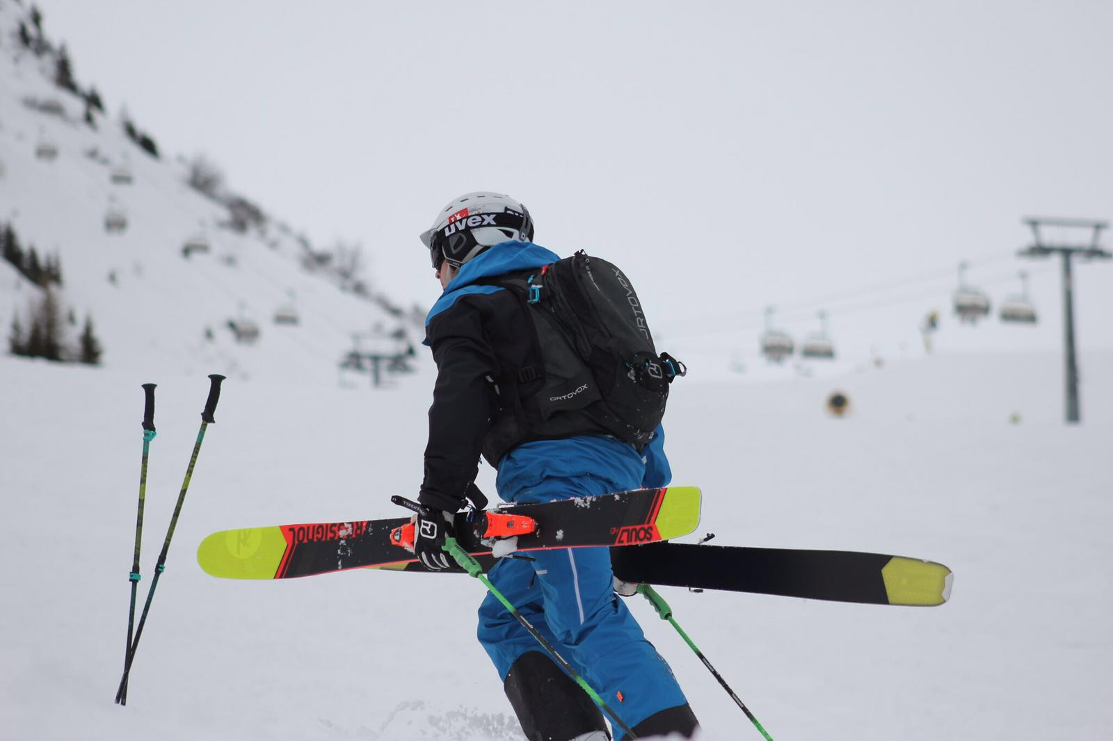 Ski Instruction For Children And Adults In The Mayrhofen Area